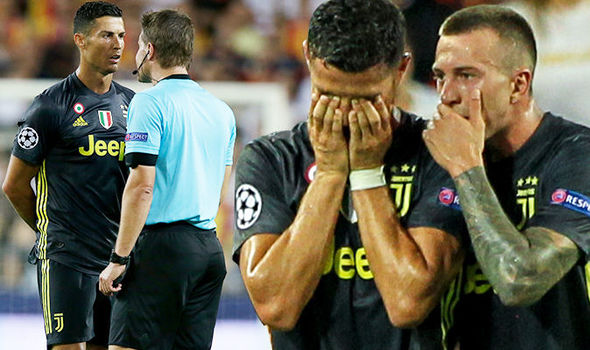 Photo of Mark Clattenburg Reveals Why He Sent Off Juventus Star [See Reasons]