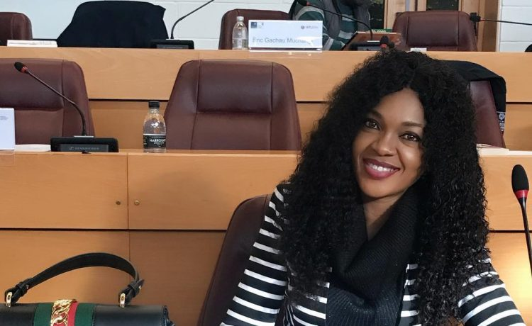 Nollywood Actress, Omoni Oboli Returns to School (See Where She Studying) - OkayNG News