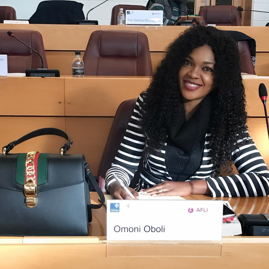 40032594 342346253170731 1713737877189296128 n - Nollywood Actress, Omoni Oboli Returns to School (See Where She Studying)