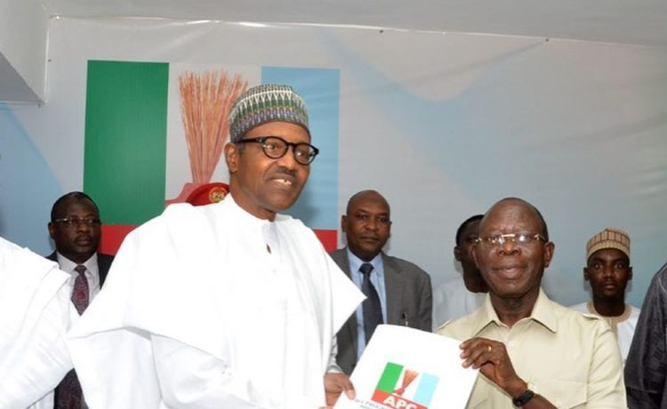 PDP Must Not Be Allowed to Return in 2019 - Buhari - OkayNG News