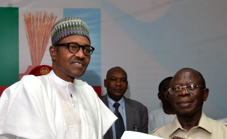 PHOTOS: President Buhari Submits Forms for 2019 Election - OkayNG News
