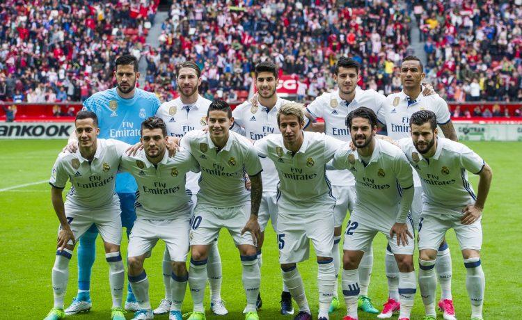 Real Madrid Release 2018/19 UEFA Champions League Squad [See Full List]