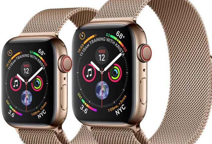 Apple Watch Series 4 Specifications And price Tag - OkayNG News