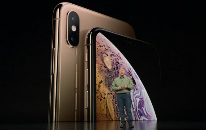 Apple Unveils iPhone XS and iPhone XS Max [See Photos] - OkayNG News