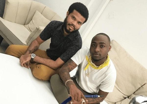 Photo of I Don't Know If Davido Is A Secret Cult Member – Manager, Asa Asika