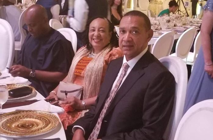 Senator Ben Bruce Pens Heartfelt Message to His Wife As They Celebrate their 40th Wedding Anniversary - OkayNG News