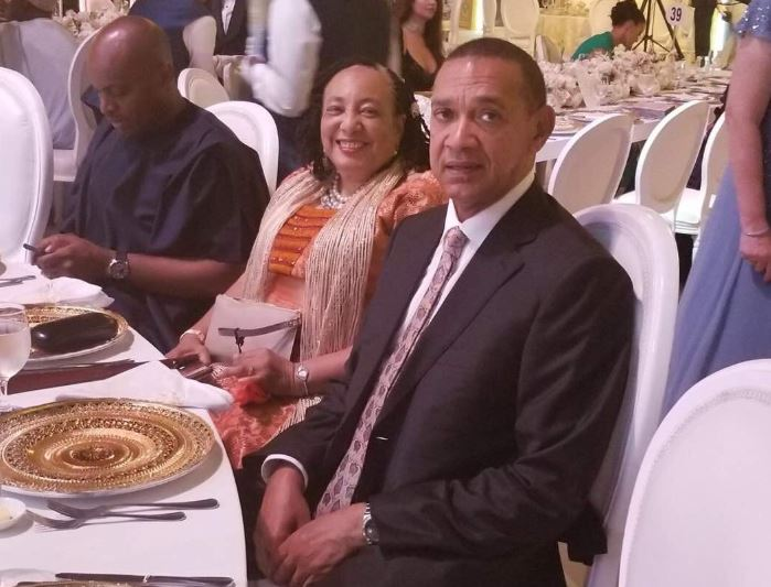 Ben Bruce and Wife - Senator Ben Bruce Pens Heartfelt Message to His Wife As They Celebrate their 40th Wedding Anniversary