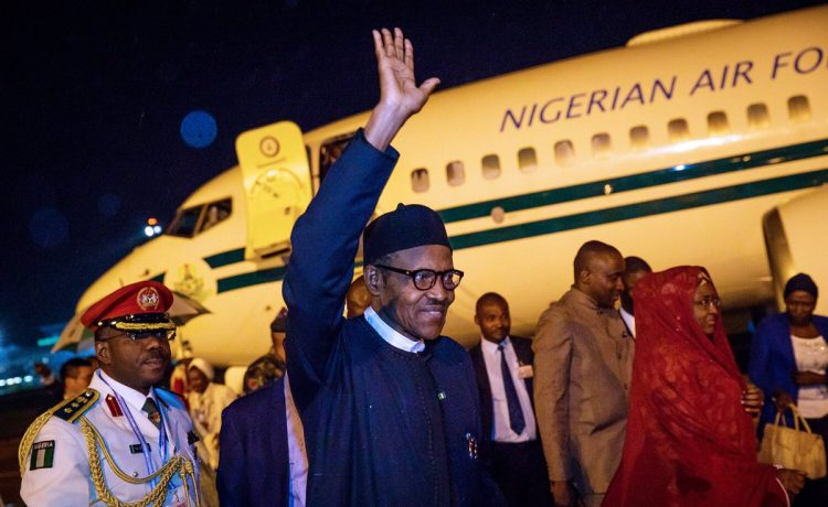 President Buhari Returns to Nigeria After China-Africa Cooperation (FOCAC) Summit - OkayNG News