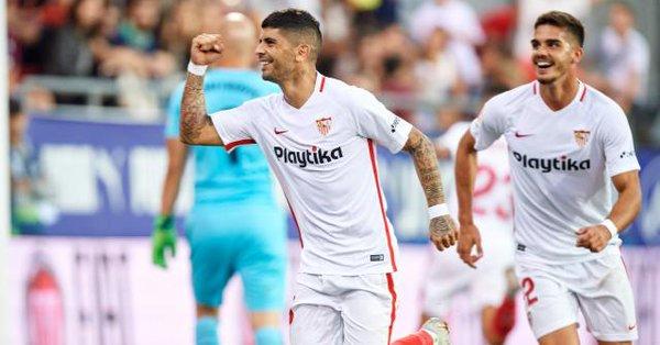 C ZOP 1v - Eibar 1 – 3 Sevilla [La Liga Highlights] [Watch Video]