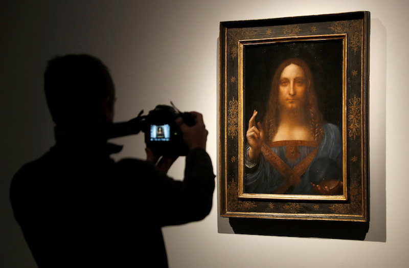 Photo of UAE Postpones Unveiling of Da Vinci at Louvre Abu Dhabi