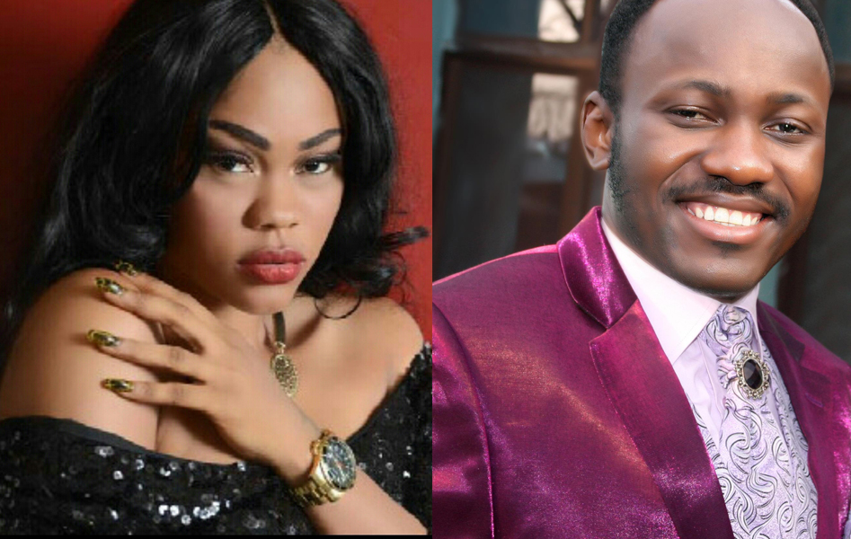Photo of Actress Daniella Okeke Finally Speaks On Alleged Romance with Apostle Suleiman