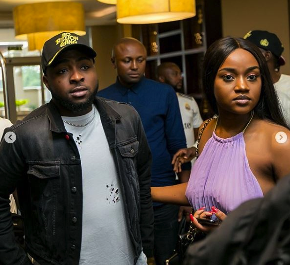 Lady Calls Our Davido, Accuses Him of Cheating On Chioma [See Her Shocking Revelations]