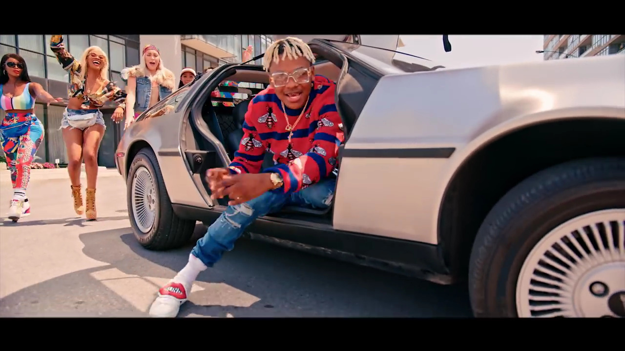 Photo of Dice Ailes – Diceyyy [Music Video]