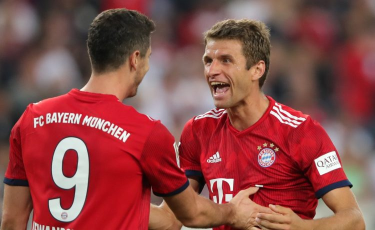 VIDEO: VfB Stuttgart 0 – 3 Bayern Munich (Bundesliga) Highlights - OkayNG News