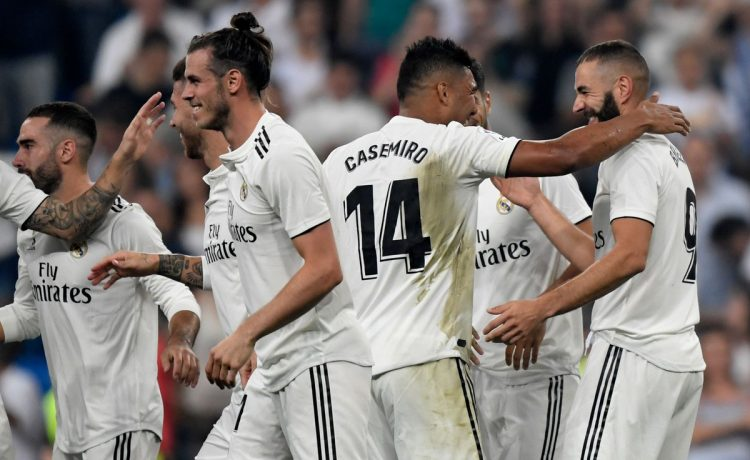 VIDEO: Real Madrid 4 – 1 Leganes (La Liga) Highlights - OkayNG News