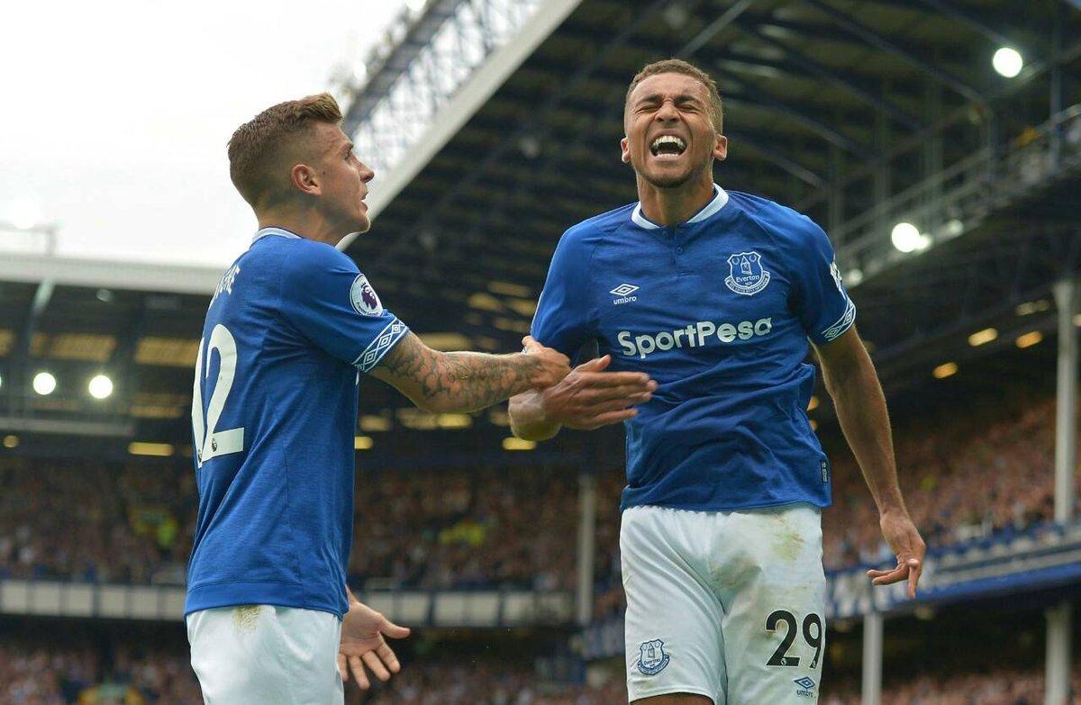 DmCbdOFVsAAJ3qM - VIDEO: Everton 1 – 1 Huddersfield (Premier League) Highlights