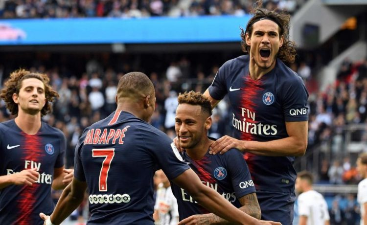 VIDEO: Nimes 2 – 4 PSG (Ligue 1) Highlights - OkayNG News