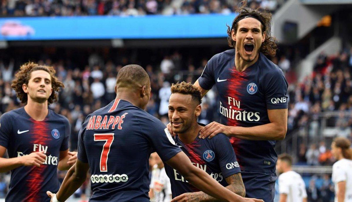 DmCkNJwX4AUbiHS - VIDEO: Nimes 2 – 4 PSG (Ligue 1) Highlights