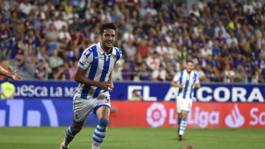 Huesca 0-1 Real Sociedad [LaLiga Highlights] [Watch Video] - OkayNG News