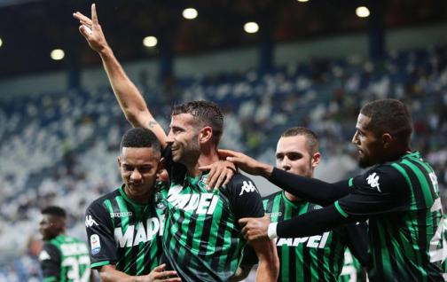 DnqCHq2UYAAje6j - Sassuolo 3-1 Empoli [Serie A Highlights] [Watch Video]