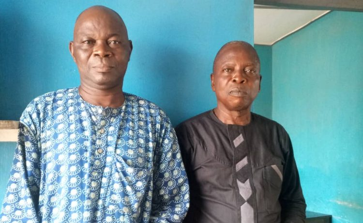 #OsunDecides: PDP Agents Arrested with N604,000 for Vote Buying [See Photos] - OkayNG News