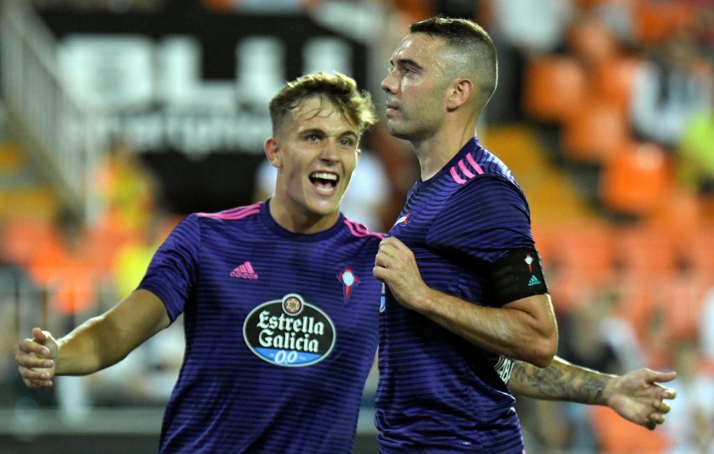 DoDgG8tX0AIqLyY - Valencia 1-1 Celta Vigo [La Liga Highlights] [Watch Video]