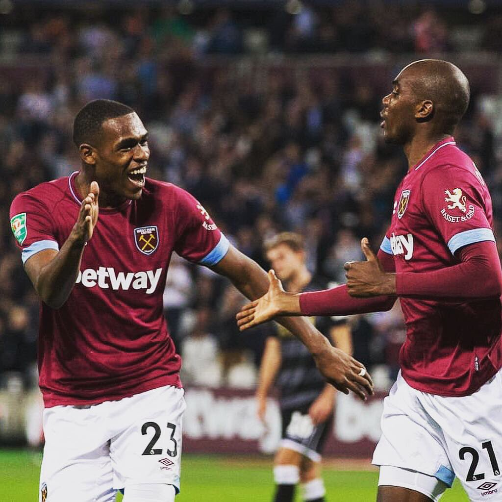 Photo of West Ham 8 – 0 Macclesfield [EFL Cup Highlights] [Watch Video]