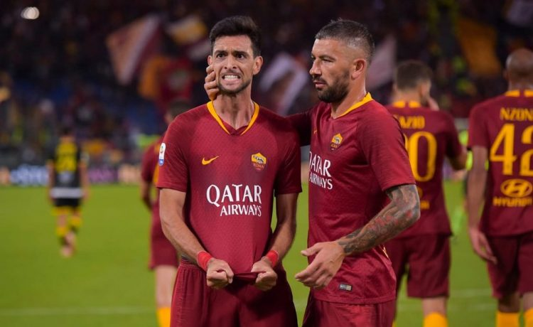 Roma 4 – 0 Frosinone [Serie A Highlights] [Watch Video] - OkayNG News