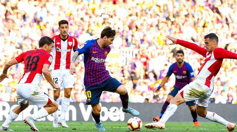 DoUII09UYAUx2mn - Barcelona 1 – 1 Athletic Bilbao [La Liga Highlights] [Watch Video]