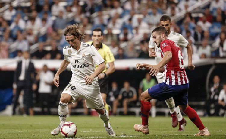 Real Madrid 0 – 0 Atletico Madrid [La Liga Highlights] [Watch Video] - OkayNG News