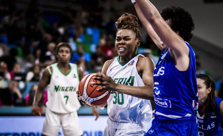 D'Tigress defeat Greece, to face USA in quarter-finals - OkayNG News