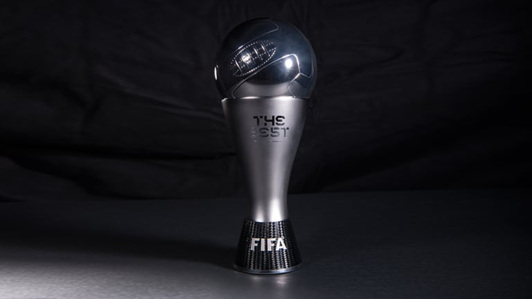 FIFA The Best Awards OkayNG - FIFA Unveils 2018 The Best Award Finalists [See Names]
