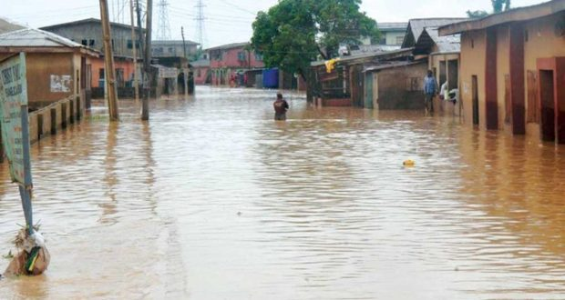 Photo of 9-year-old Girl Dies In Anambra After Flood Takes Over Community