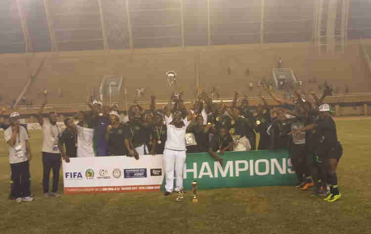 Photo of Golden Eaglet of Nigeria Defeat Ghana to Qualify for 2019 U-17 AFCON