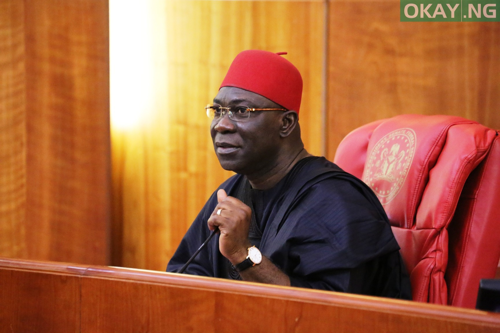 Photo of Ekweremadu Declares Intention to Run for Senate In 2019