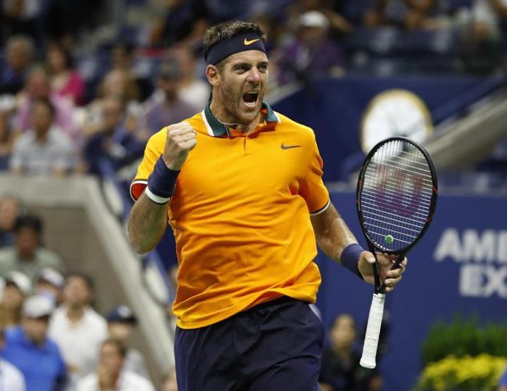 Photo of Juan Martin del Potro Defeats Borna Coric to Qualify for US Open Quarters
