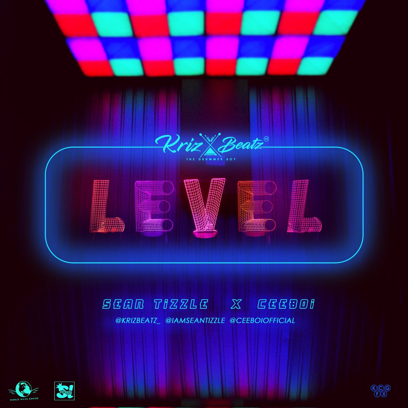 Photo of Krizbeatz – Level ft Sean Tizzle & Ceeboi [Music]
