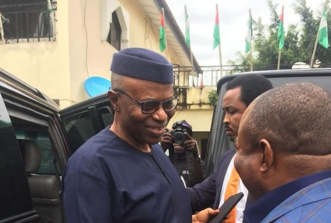 Nigeria Labour Congress, Labour Party Reject Mimiko As Party's Presidential Candidate - OkayNG News