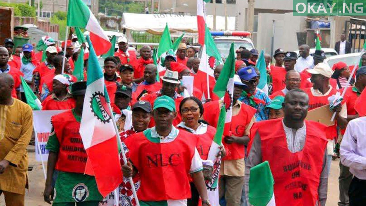 Photo of Court Orders NLC, TUC Not to Commence Planned Strike On November 6 Over New Minimum Wage