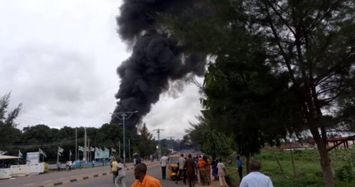 Photo of Two Dead, 37 Injured in Nasarawa Gas Explosion