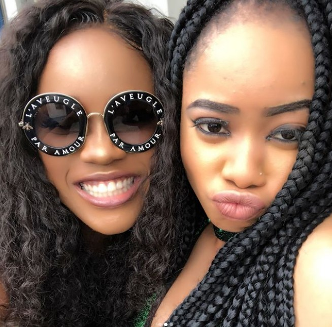 Photo of Nina Reveals How She and Cee-c Became Close Friends