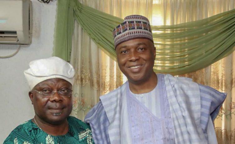 Saraki Visits Omisore, Ask Him to Support PDP Ahead of Osun Governorship Rerun Election - OkayNG News