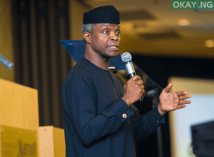 Photo of Osinbajo speaks on xenophobic attacks against Nigerians in South Africa (Video)