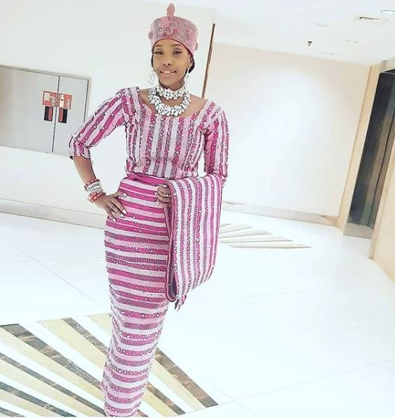 Oluwo of Iwo Declares His Wife As 'The Most Beautiful Queen In The World' As He Celebrates Her Birthday - OkayNG News