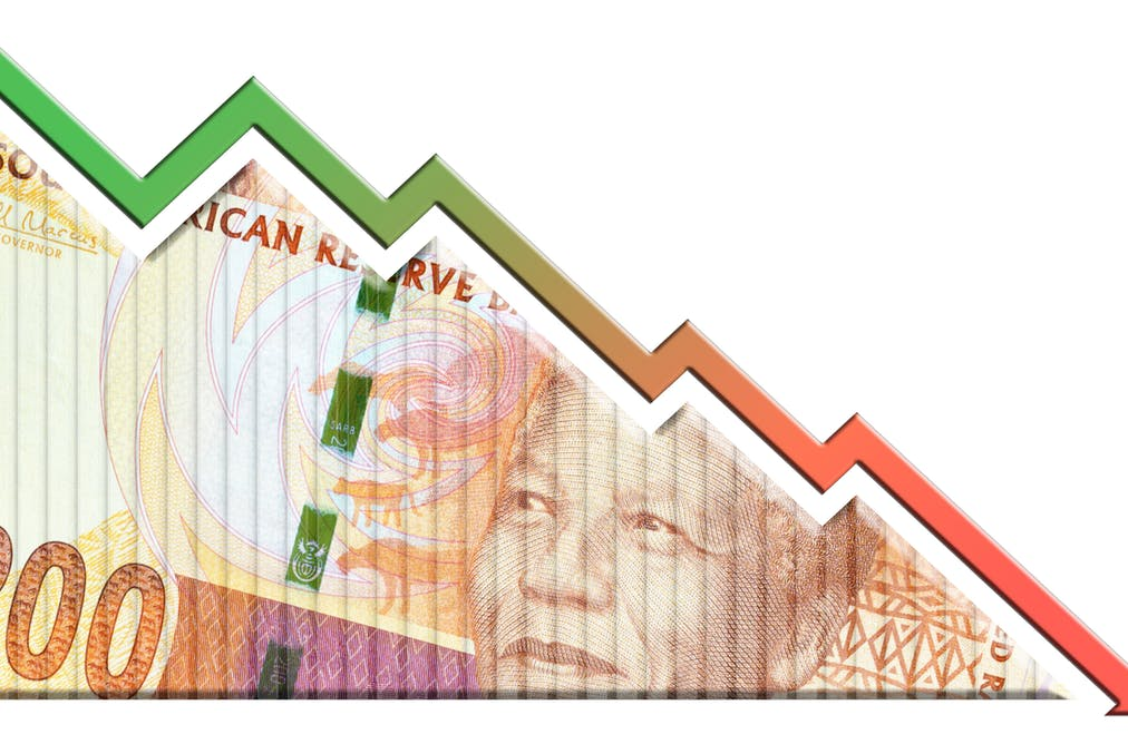 Recession South Africa OkayNG - BREAKING! South Africa Enters Technical Recession After GDP Declines For a Second Quarter