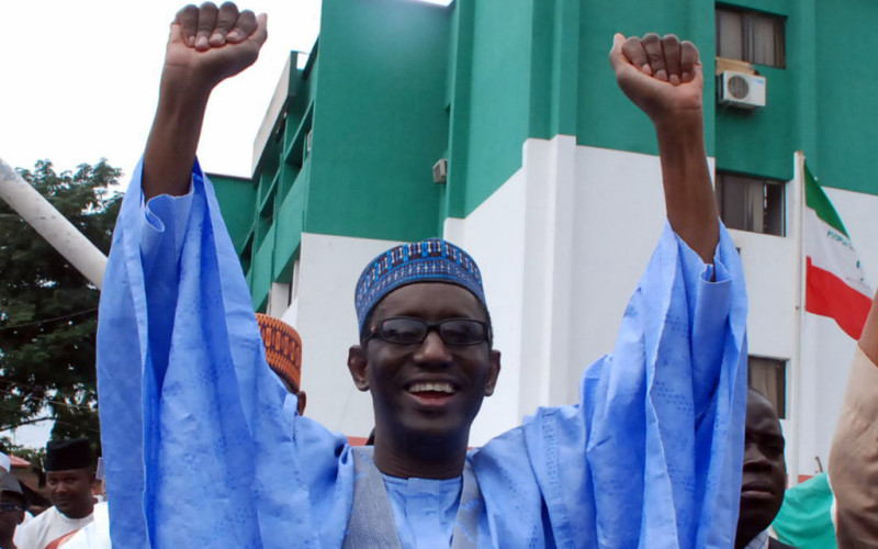 Photo of Nuhu Ribadu Declares Intention to Run for Adamawa Governorship Election