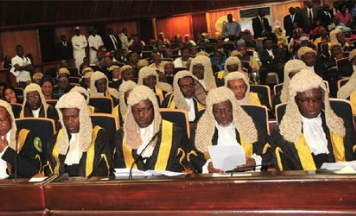 30 Newly Appointed Senior Advocates of Nigeria (SAN) [Names] - OkayNG News
