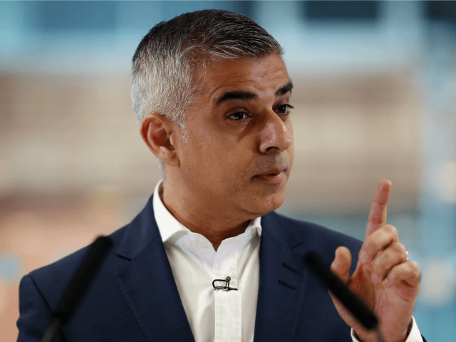 Photo of London Mayor Sadiq Khan Calls for Second Brexit Referendum