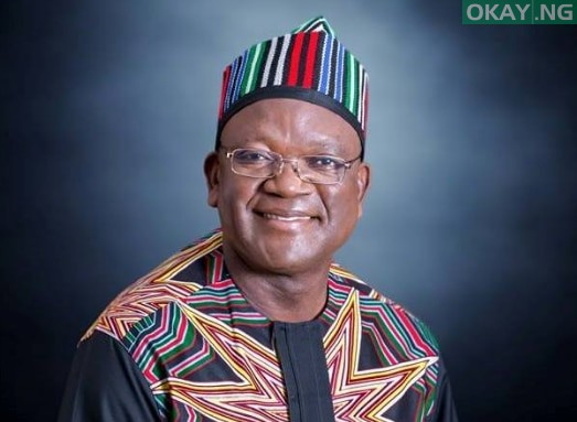 Photo of Supreme Court upholds Ortom's election as Benue Governor