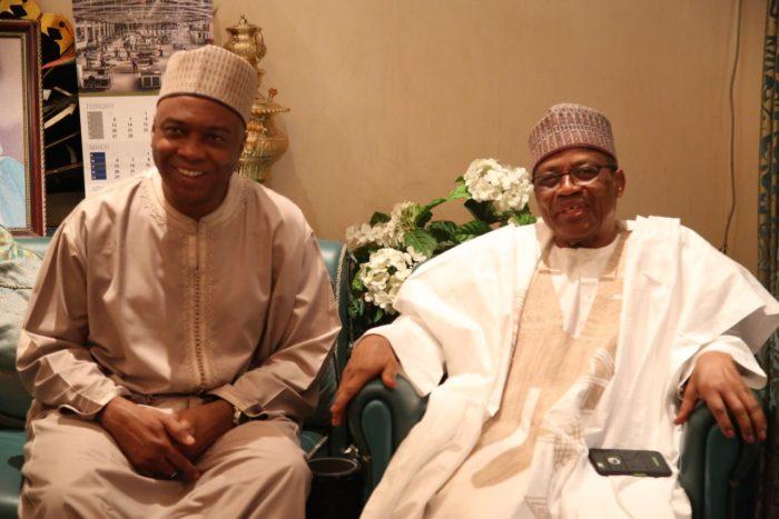 Saraki and Babangida